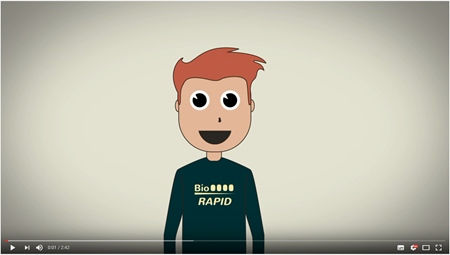 BIORAPID project video