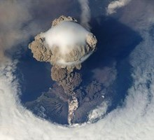 Volcano eruption. Photo: WikiImages